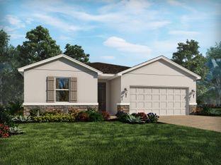 Meyer - Meritage Homes - WaterGrass: Wesley Chapel, Florida - Crown Community Development
