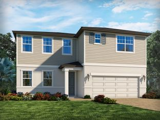 San Marino - Meritage Homes - WaterGrass: Wesley Chapel, Florida - Crown Community Development