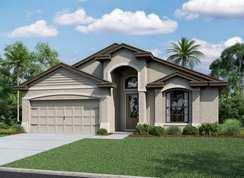 Genova - Vitale Homes - WaterGrass: Wesley Chapel, Florida - Crown Community Development
