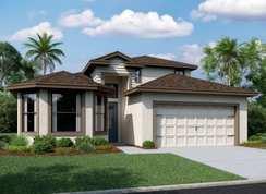 Napoli - Vitale Homes - WaterGrass: Wesley Chapel, Florida - Crown Community Development