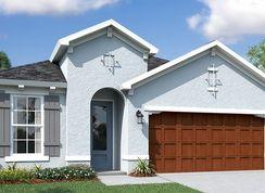 Redwood - Inland Homes - WaterGrass: Wesley Chapel, Florida - Crown Community Development