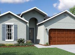 Magnolia - Inland Homes - WaterGrass: Wesley Chapel, Florida - Crown Community Development