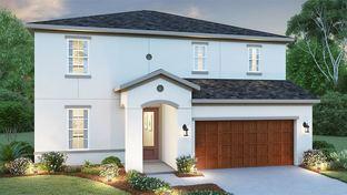 La Jolla - Inland Homes - WaterGrass: Wesley Chapel, Florida - Crown Community Development