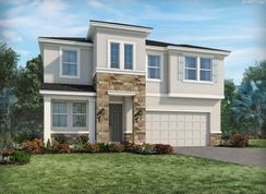 Florentine- Meritage Homes - WaterGrass: Wesley Chapel, Florida - Crown Community Development