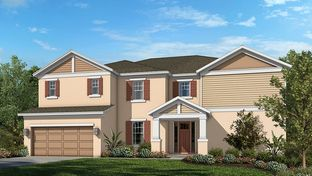 Nassau - Taylor Morrison - WaterGrass: Wesley Chapel, Florida - Crown Community Development