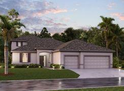 Savannah II Bonus - M/I Homes - WaterGrass: Wesley Chapel, Florida - Crown Community Development