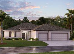 Savannah II - M/I Homes - WaterGrass: Wesley Chapel, Florida - Crown Community Development