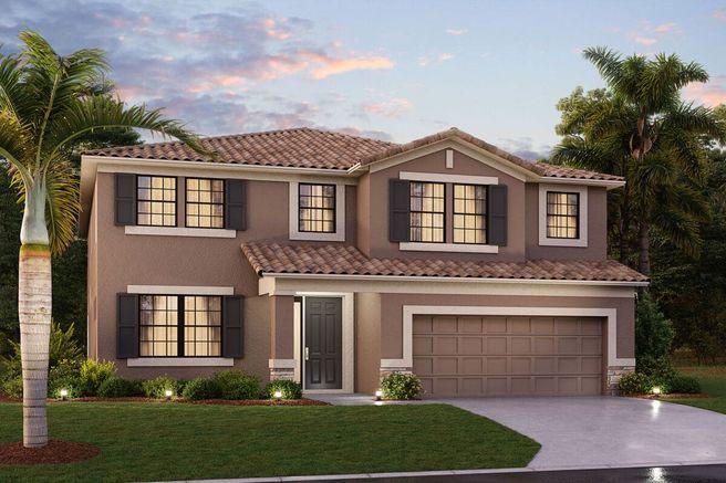 Sonoma II - Tile - M/I Homes