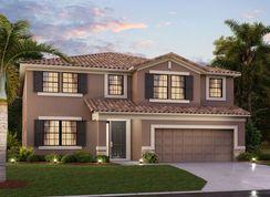 Sonoma II - Tile - M/I Homes - WaterGrass: Wesley Chapel, Florida - Crown Community Development