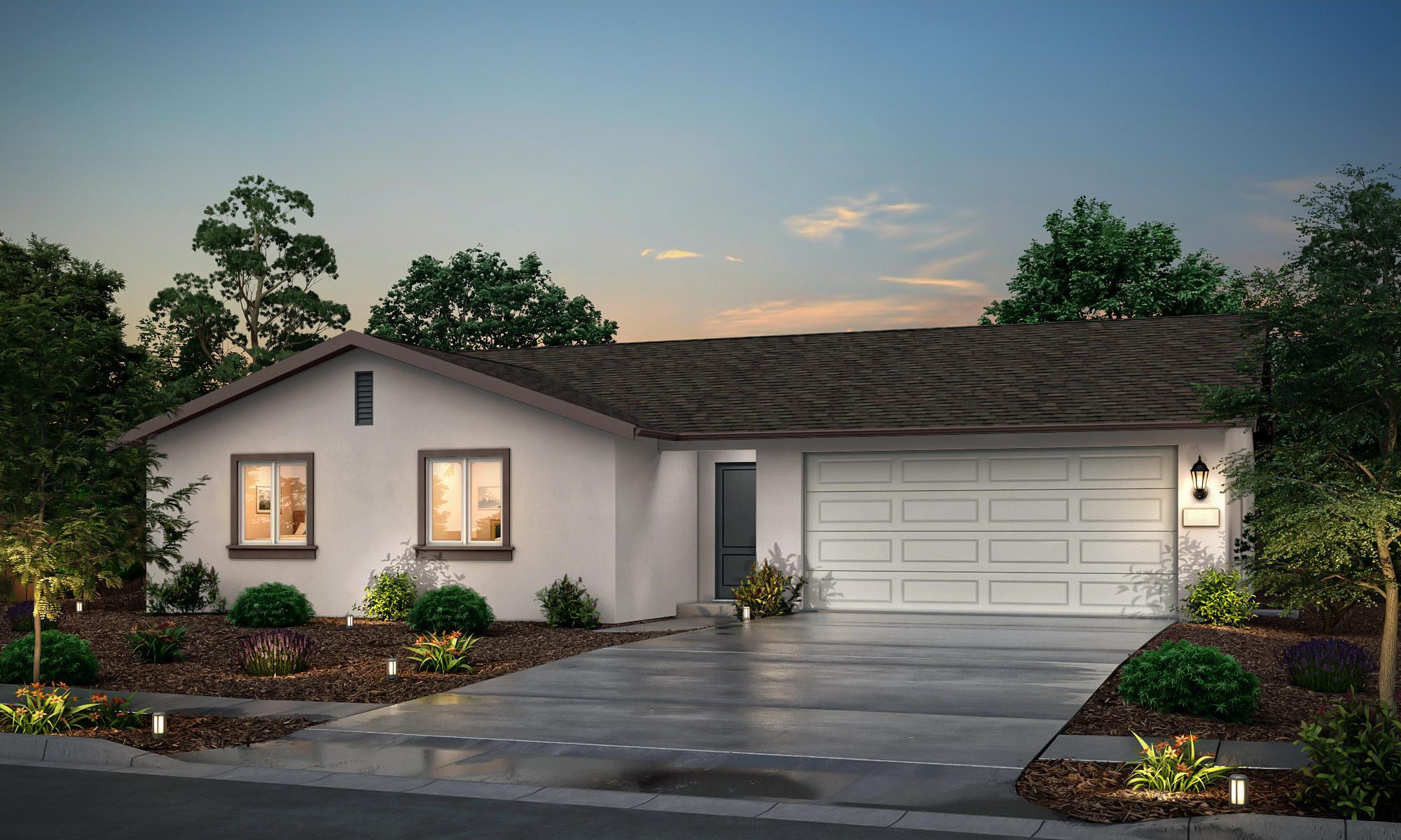 Exterior featured in the 1A By Crowne Communities in Chico, CA