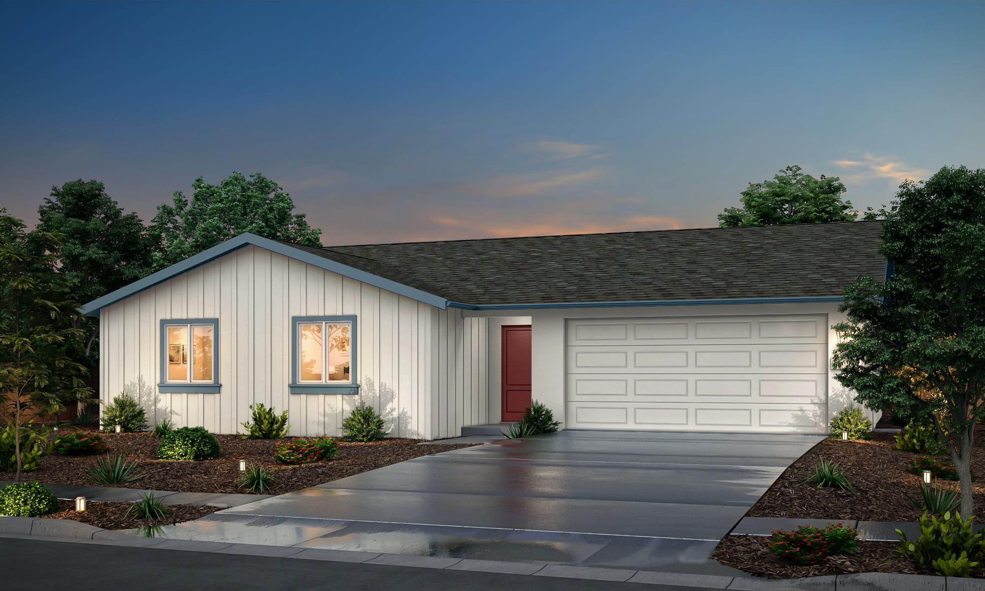 Exterior featured in the 1C By Crowne Communities in Chico, CA
