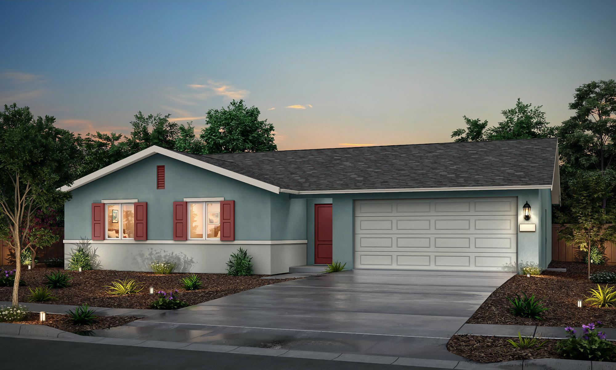 Exterior featured in the 1B By Crowne Communities in Chico, CA