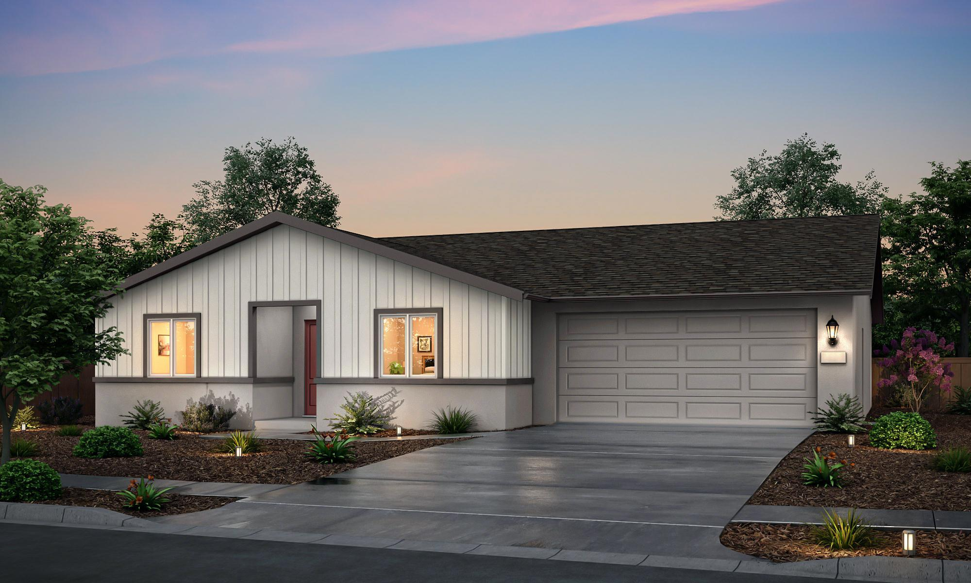 Exterior featured in the 2C By Crowne Communities in Chico, CA