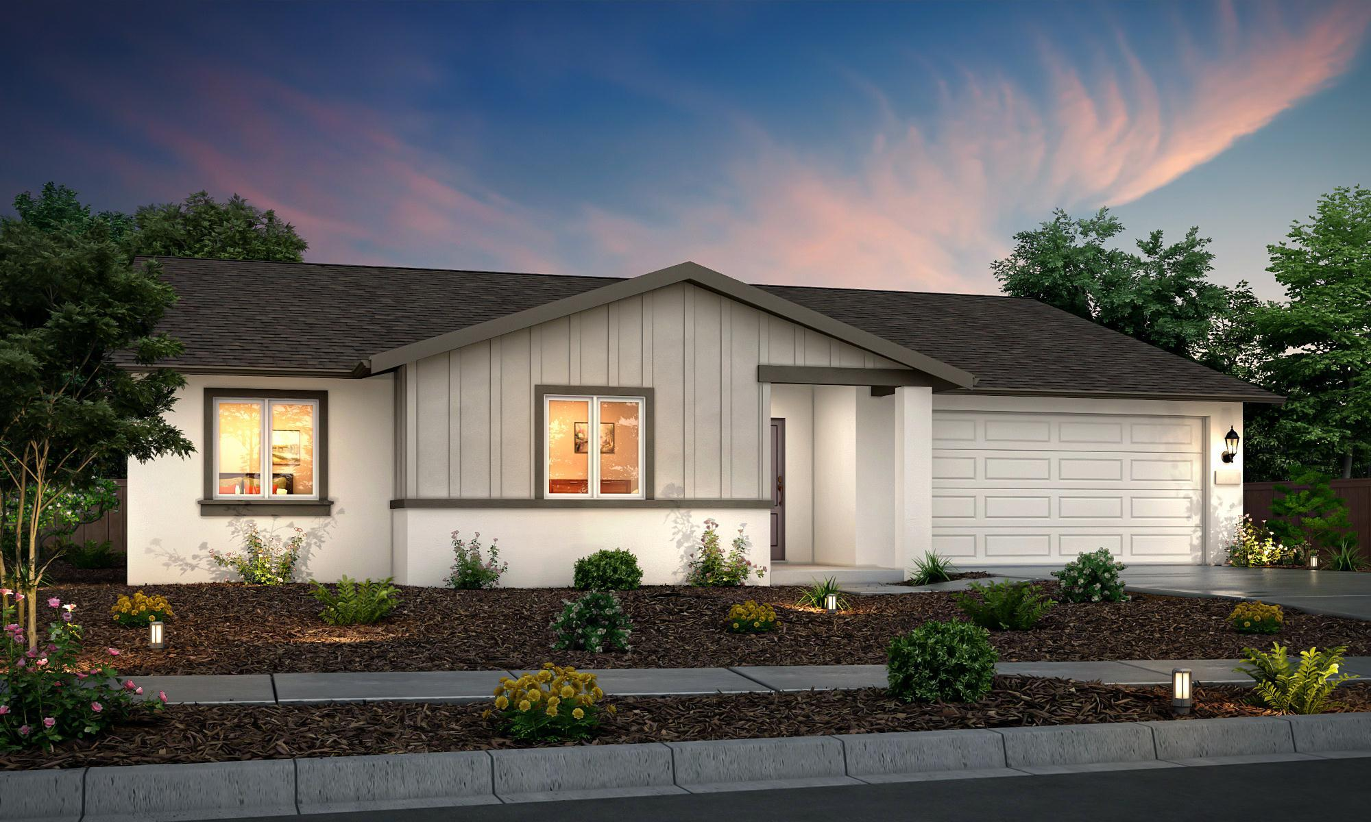 Exterior featured in the 3C By Crowne Communities in Chico, CA
