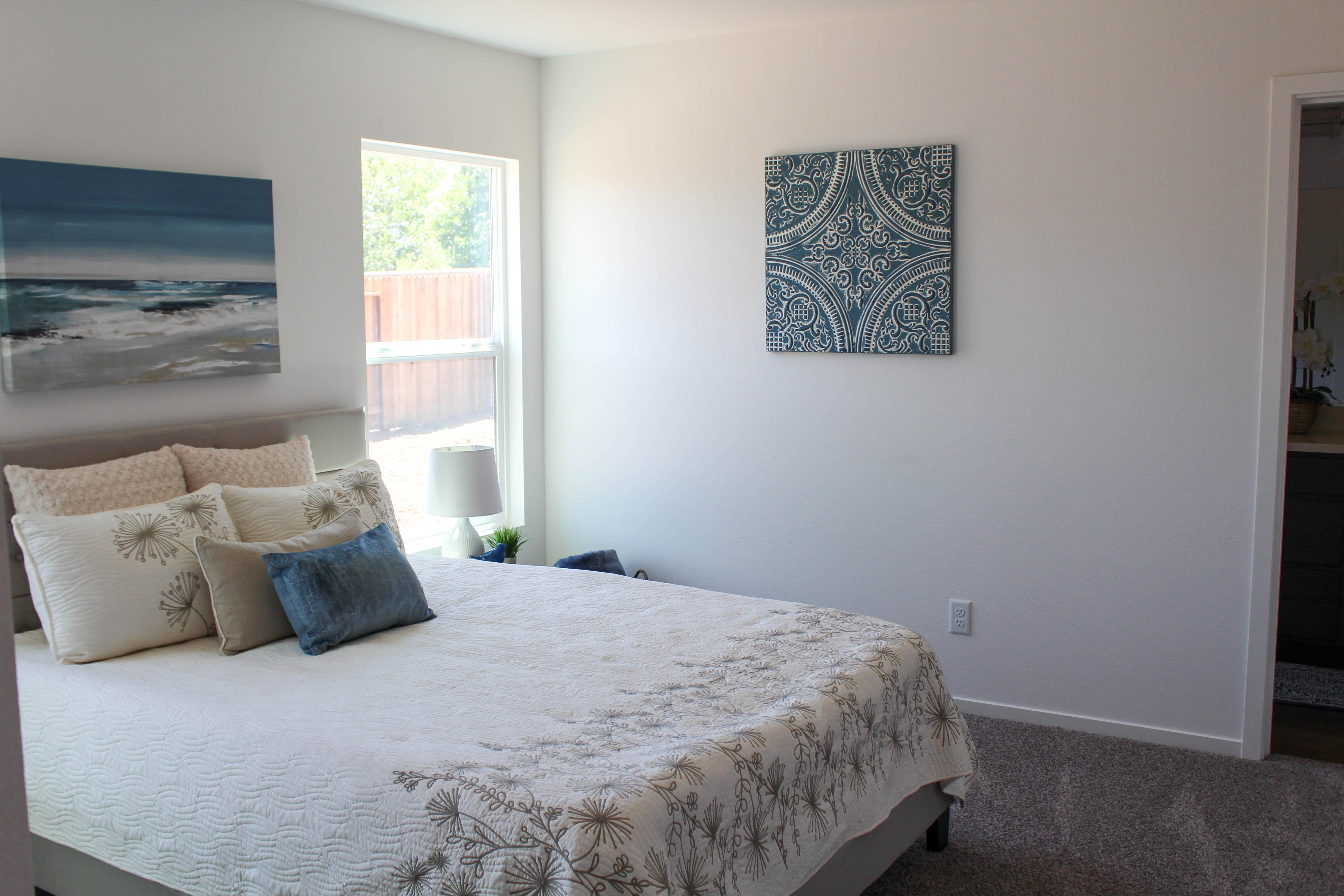Bedroom featured in the 2B By Crowne Communities in Chico, CA