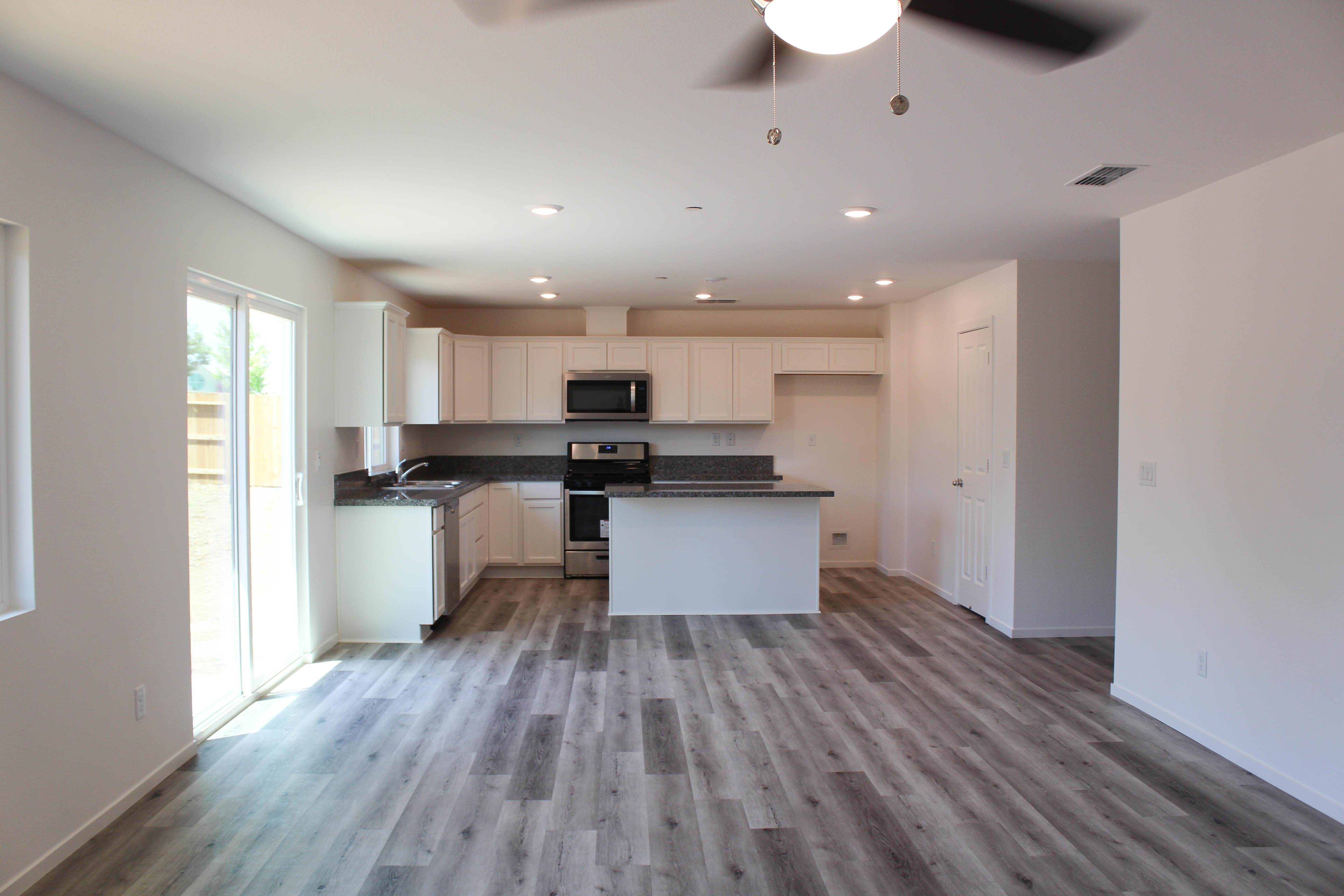 Kitchen featured in the 1C By Crowne Communities in Chico, CA