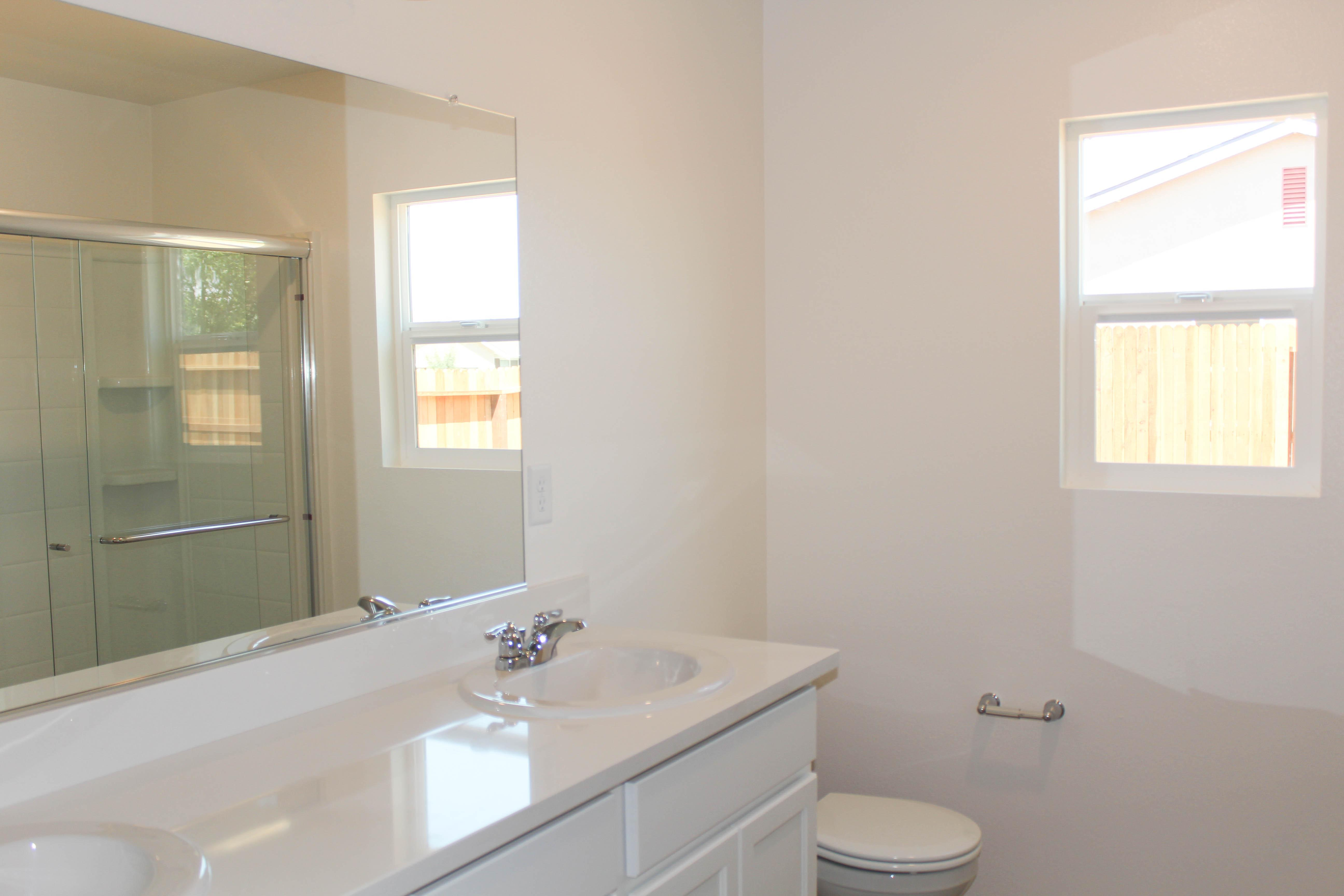 Bathroom featured in the 1C By Crowne Communities in Chico, CA