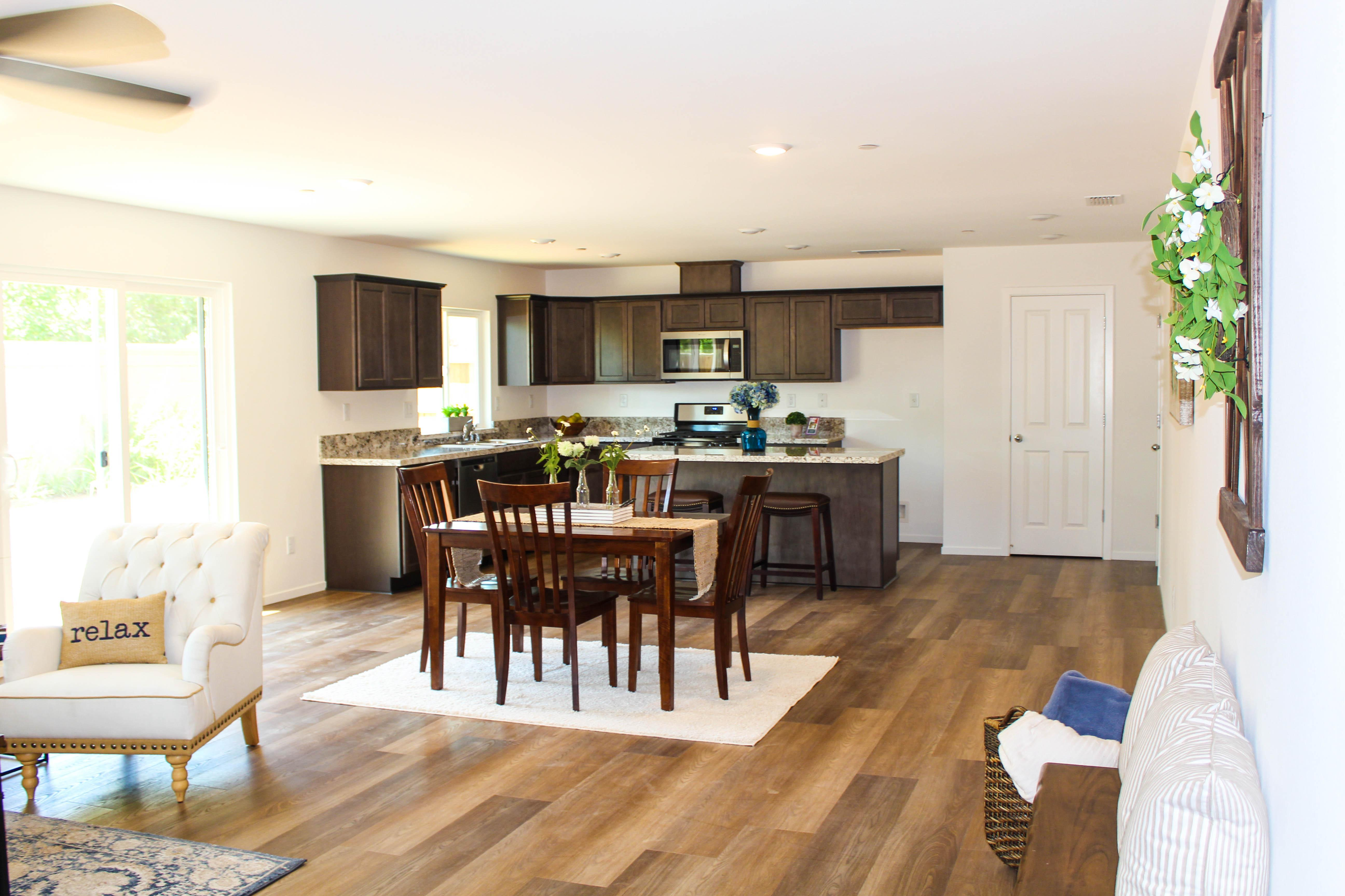 Kitchen featured in the 2A By Crowne Communities in Chico, CA