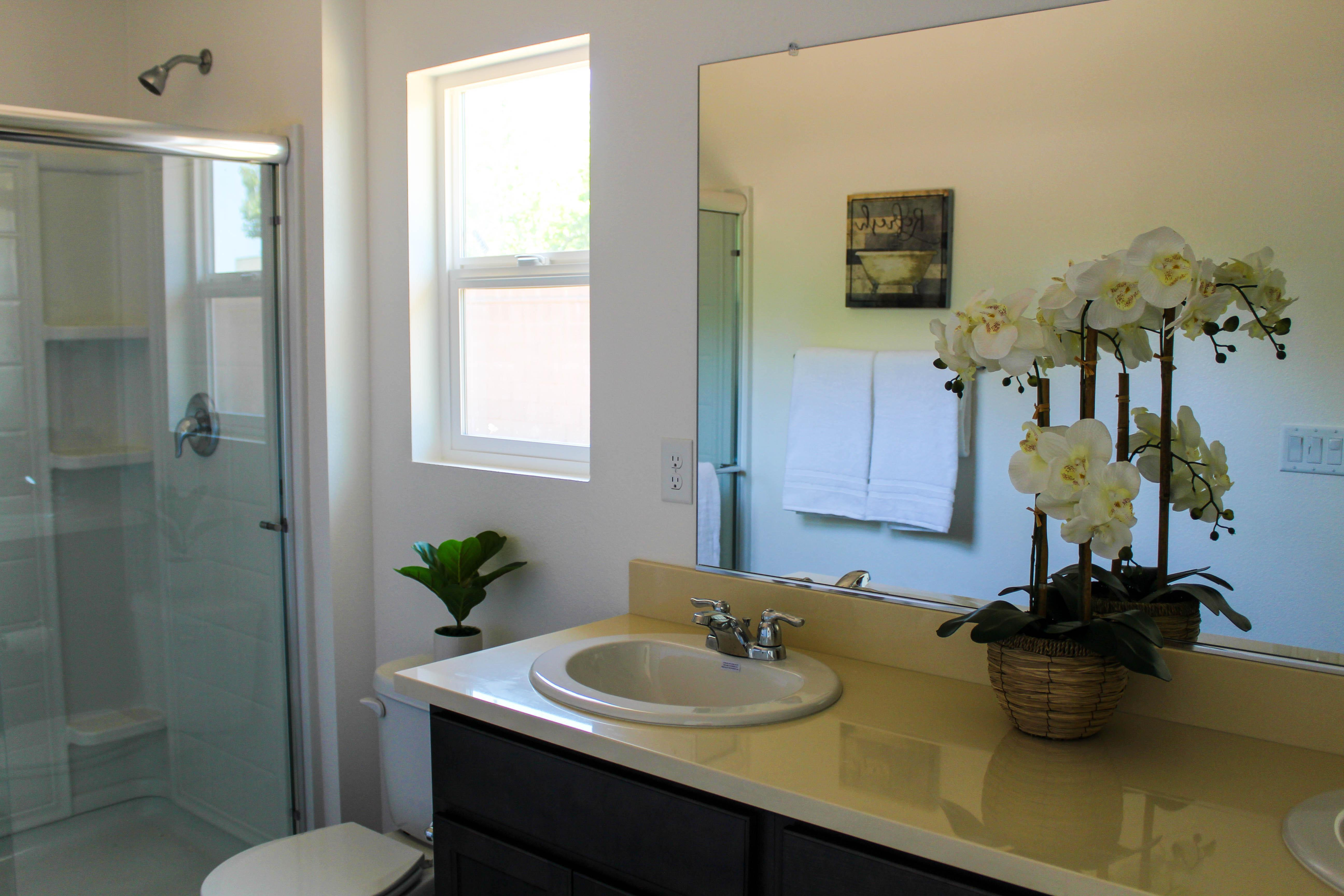 Bathroom featured in the 2C By Crowne Communities in Chico, CA