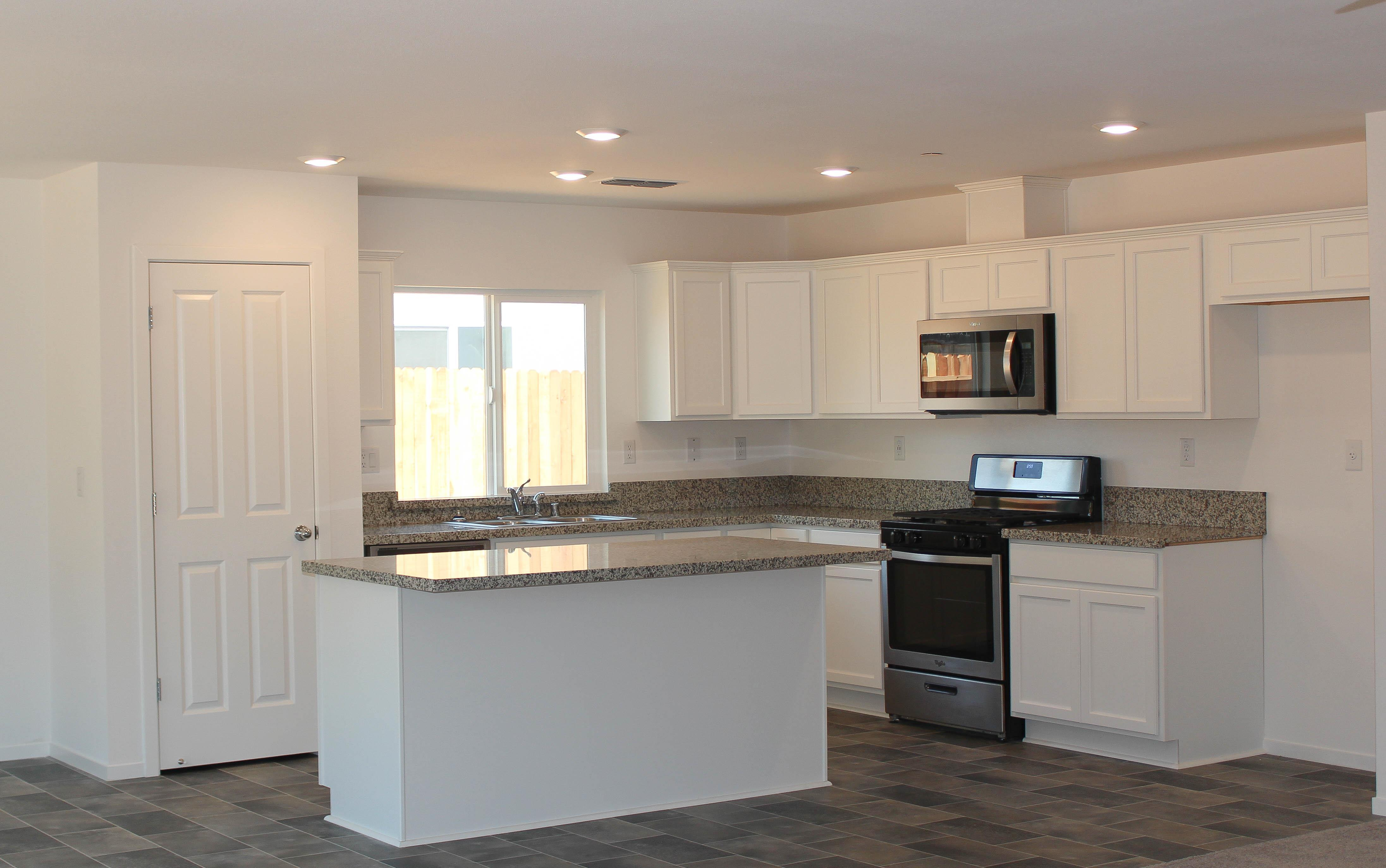 Kitchen featured in the 3A By Crowne Communities in Chico, CA