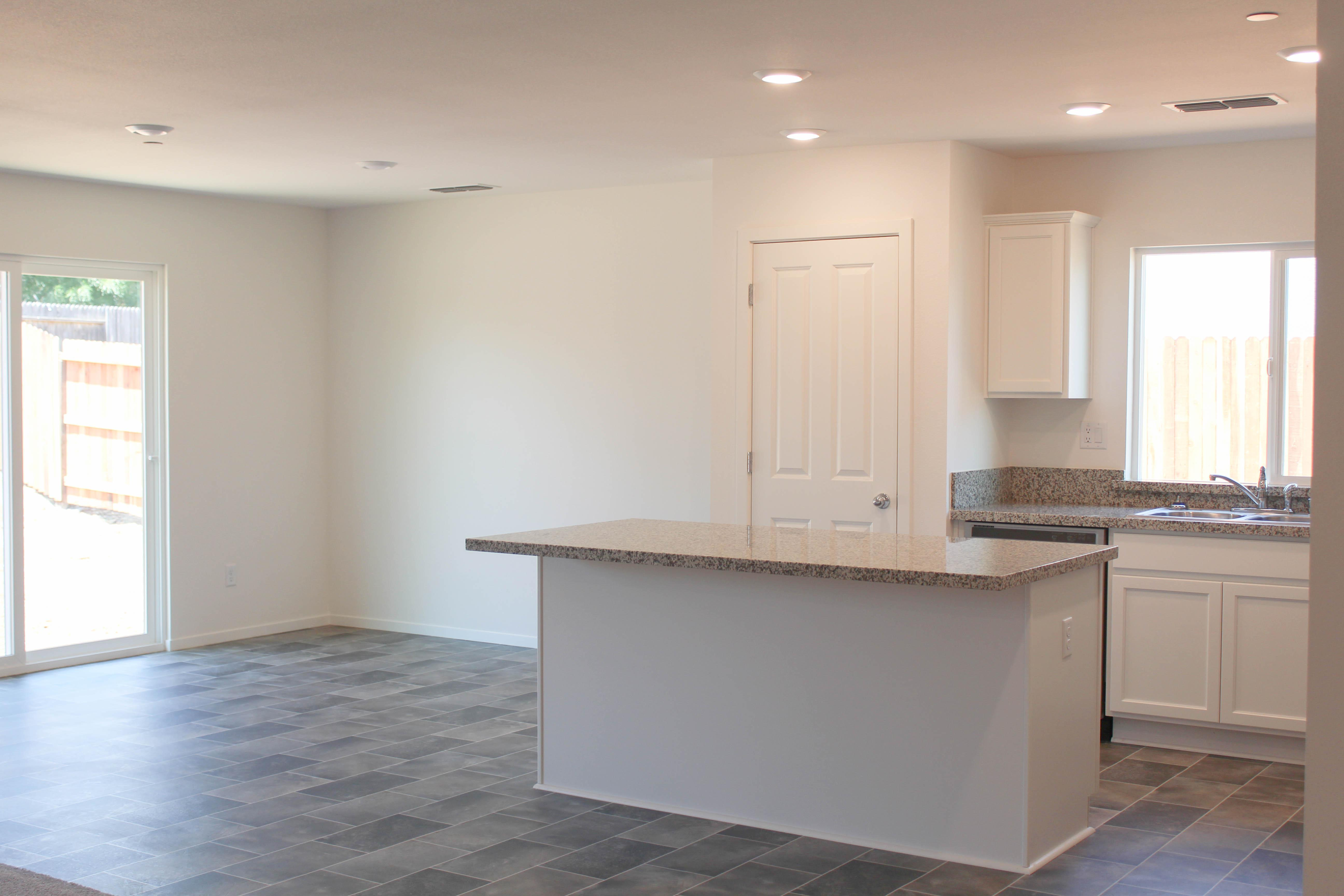 Kitchen featured in the 3C By Crowne Communities in Chico, CA