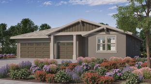 Plan 2538 - Heartland: Winters, California - Crowne Communities