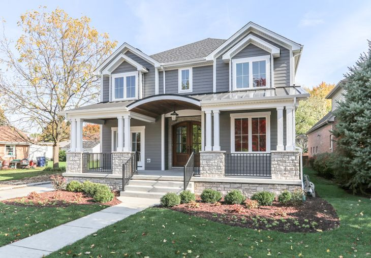 The Addison by DJK Homes