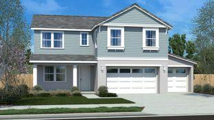 Plan 2 - The Enclave - The Enclave: Turlock, California - DM Squared Homes, Inc.