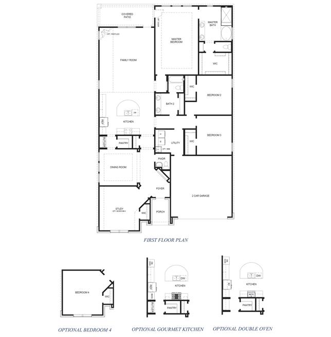 Flooplan 1:Floor Plan.