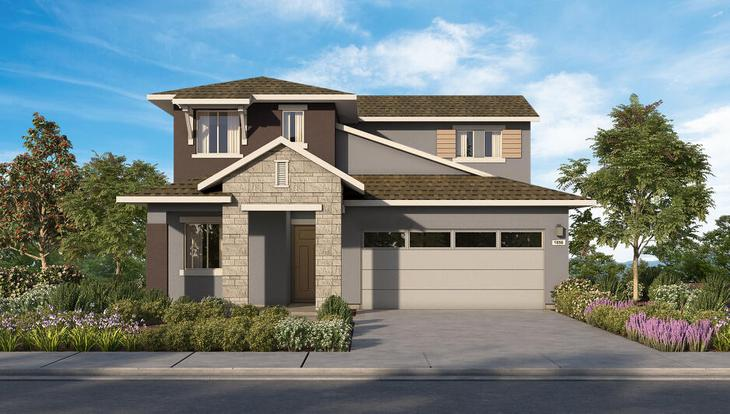 Adeline in Woodland, CA :: New Homes by D R  Horton