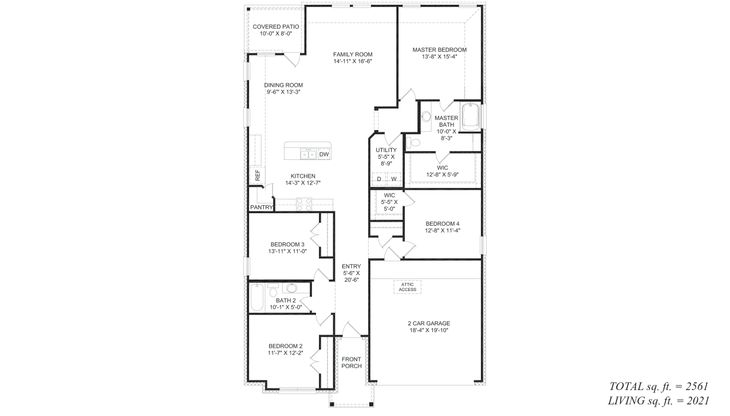 Avery Plan, Hammond, Louisiana 70403 - Avery Plan at ... on lennar home plans, toll brothers home plans, pulte home plans,