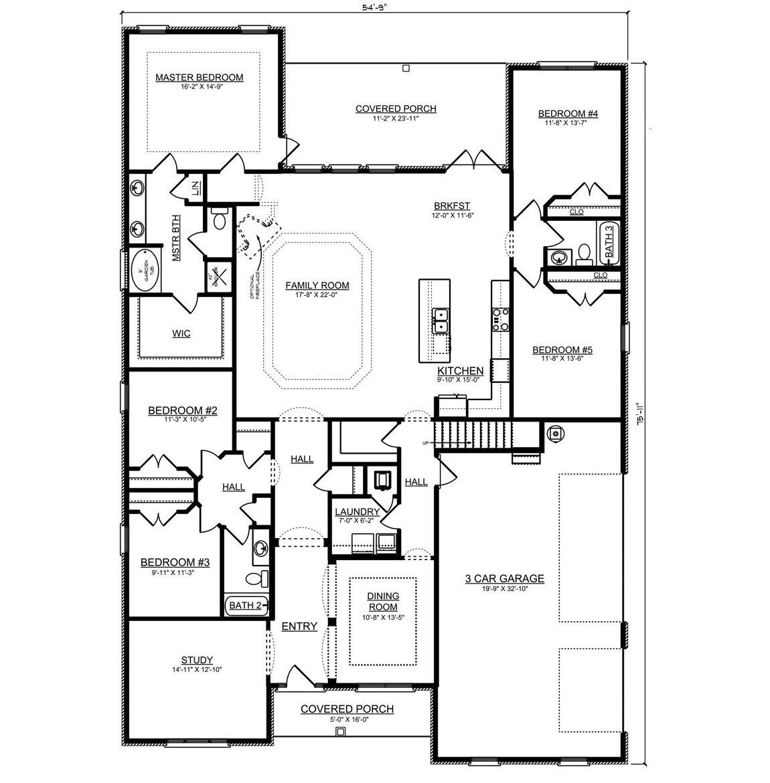 Sheffield floor plan dr horton gurus floor for Sheffield floor plan