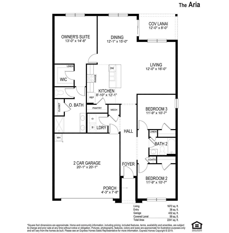 Dr Horton Florida Home Plans