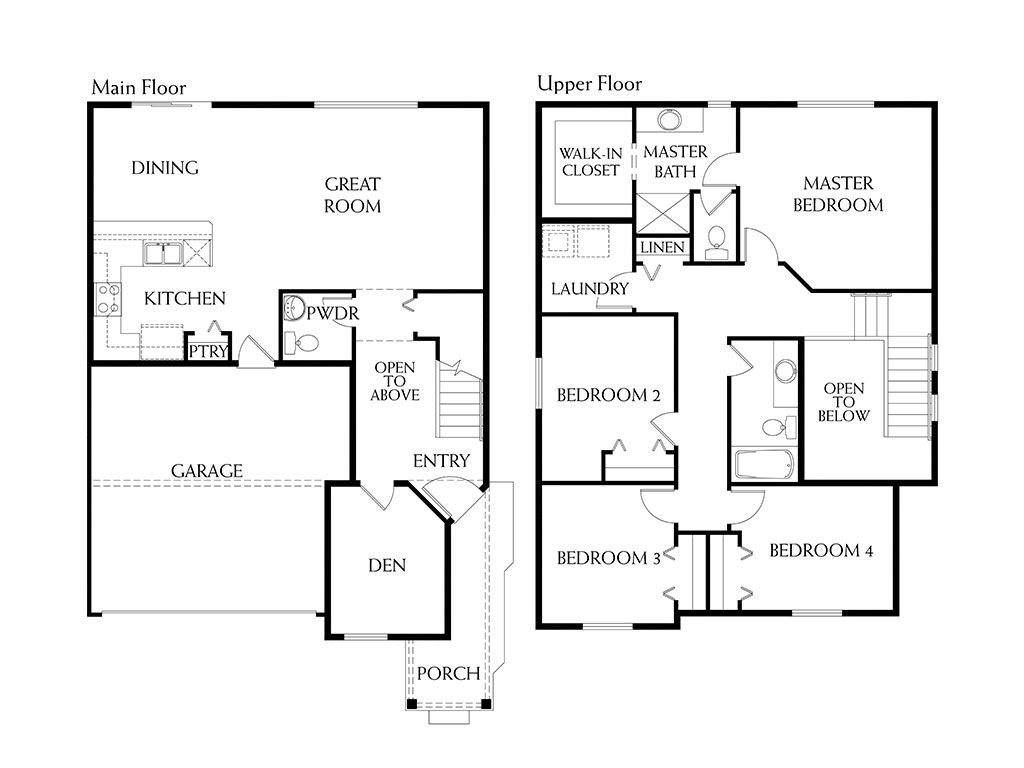 Dr Horton Berkshire Floor Plan Floor Plan Ideas