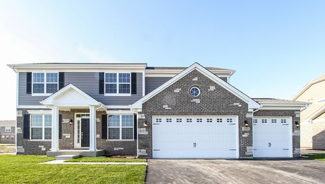 Bristol Park In New Lenox Il New Homes Amp Floor Plans By