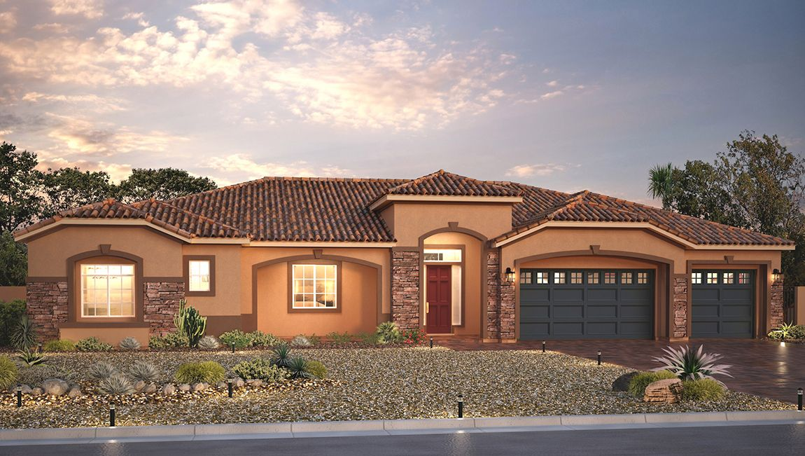 Heritage Estates in Las Vegas, NV, New Homes & Floor Plans by D.R. ...