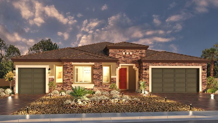 featured in the 2700 Plan By D.R. Horton in Las Vegas, NV