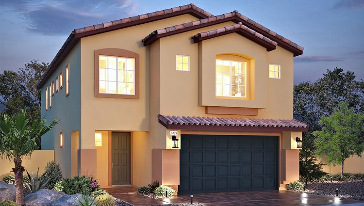 featured in the 2433 Plan By D.R. Horton in Las Vegas, NV