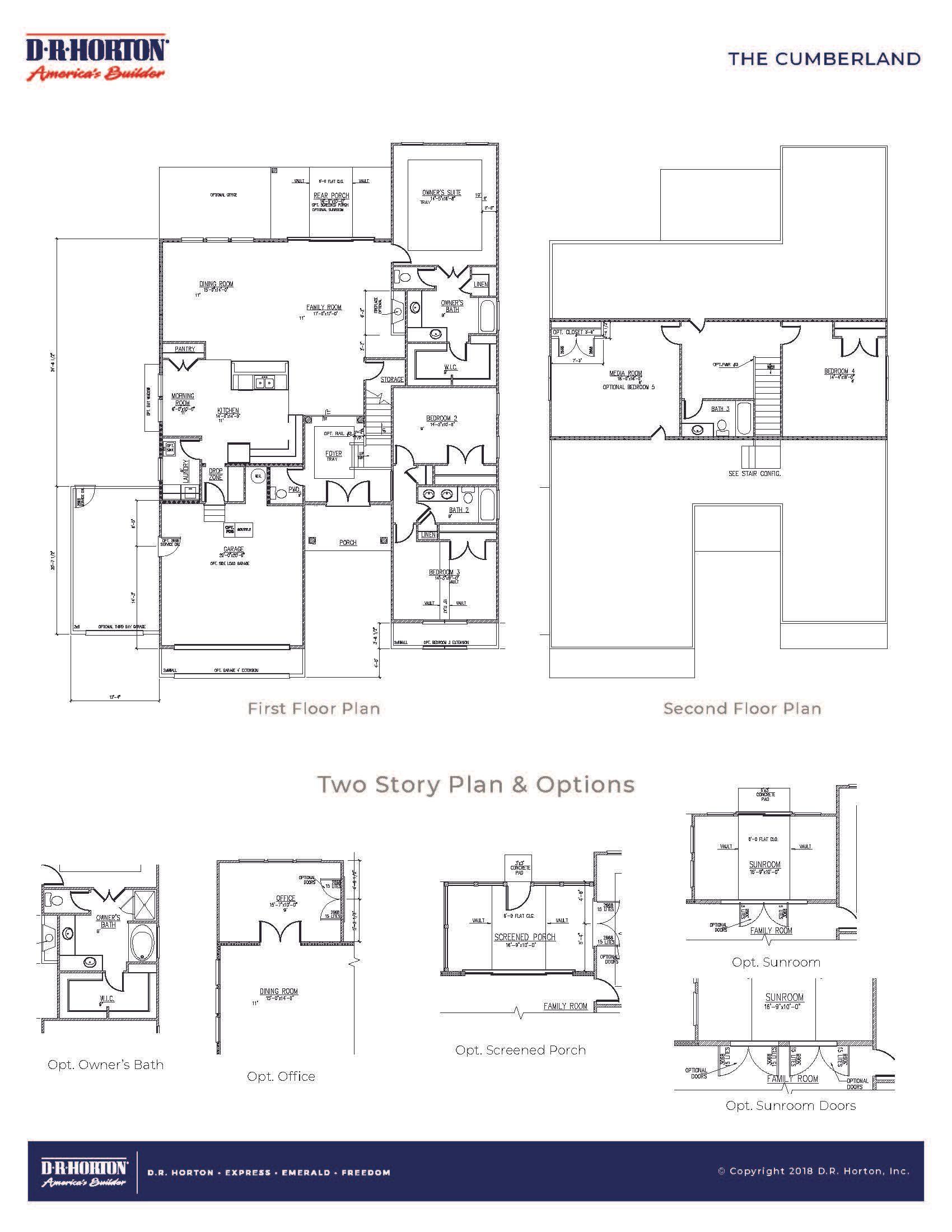 Horton Floor Plans Viewfloor