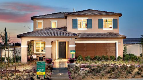 New Homes in Riverside-San Bernardino   315 Communities