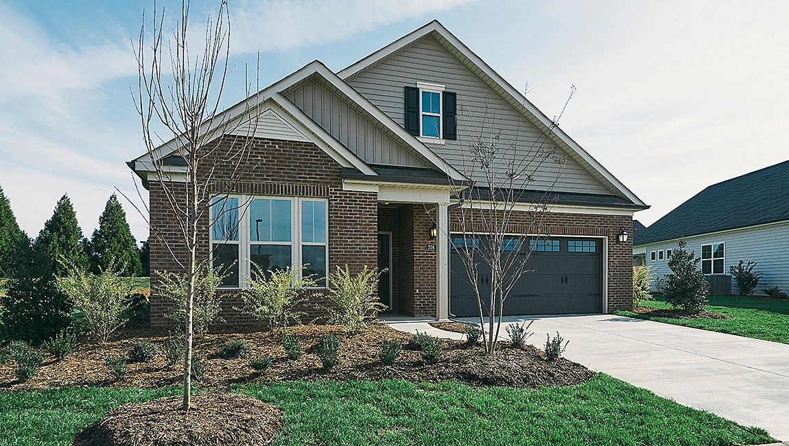 Exterior featured in the Clifton By D.R. Horton in Greensboro-Winston-Salem-High Point, NC