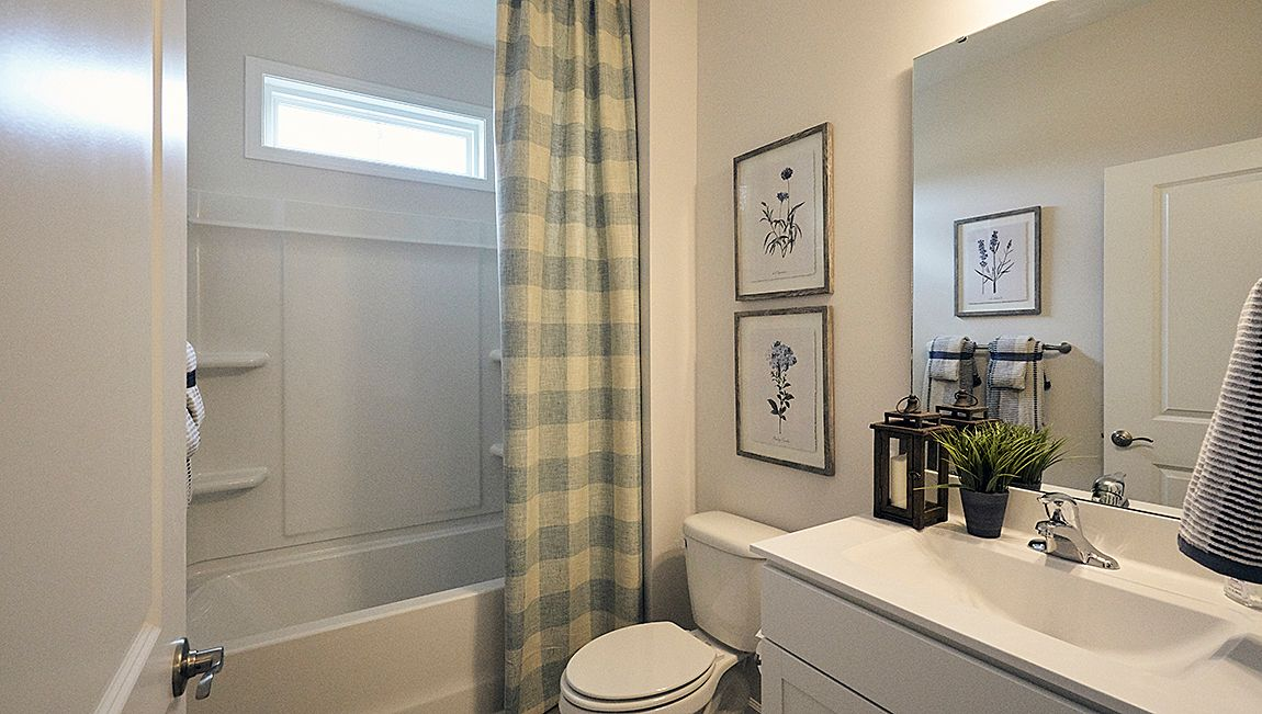 Bathroom featured in the Clifton By D.R. Horton in Greensboro-Winston-Salem-High Point, NC