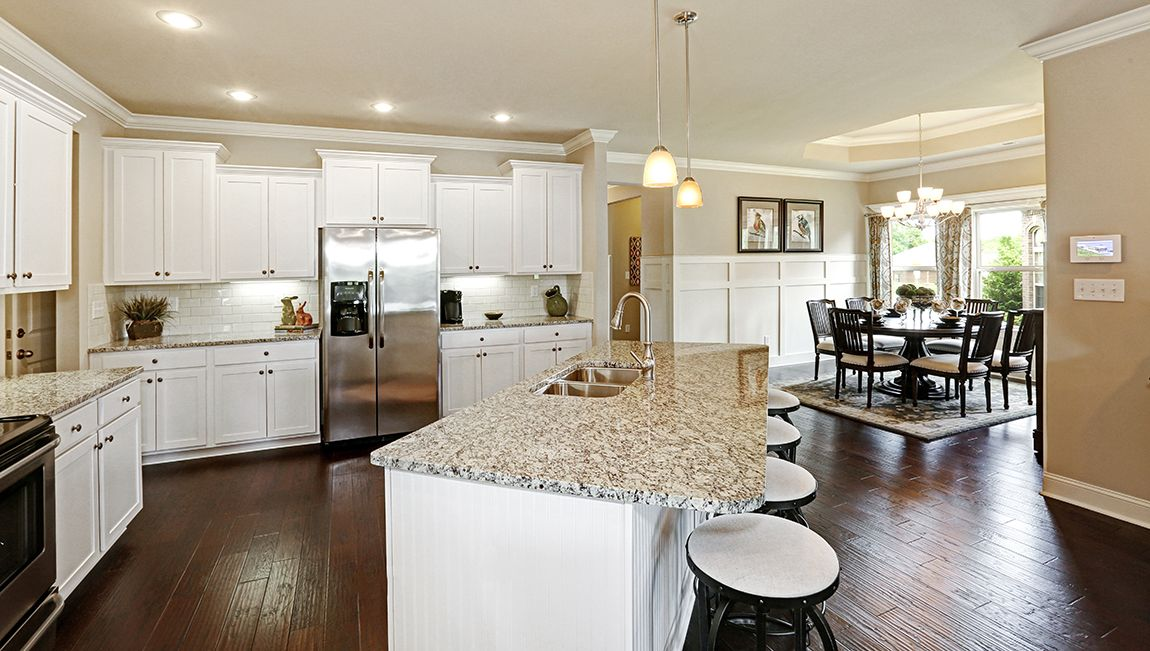 Kitchen featured in the Kathryn By D.R. Horton in Charlotte, SC