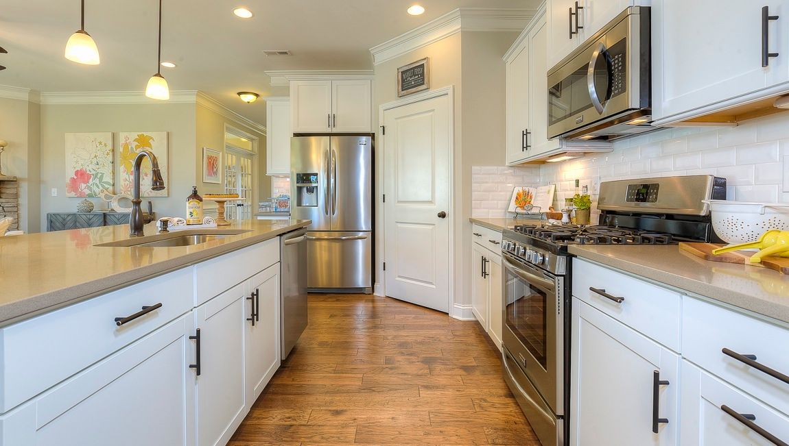Kitchen featured in the Clifton By D.R. Horton in Charlotte, SC