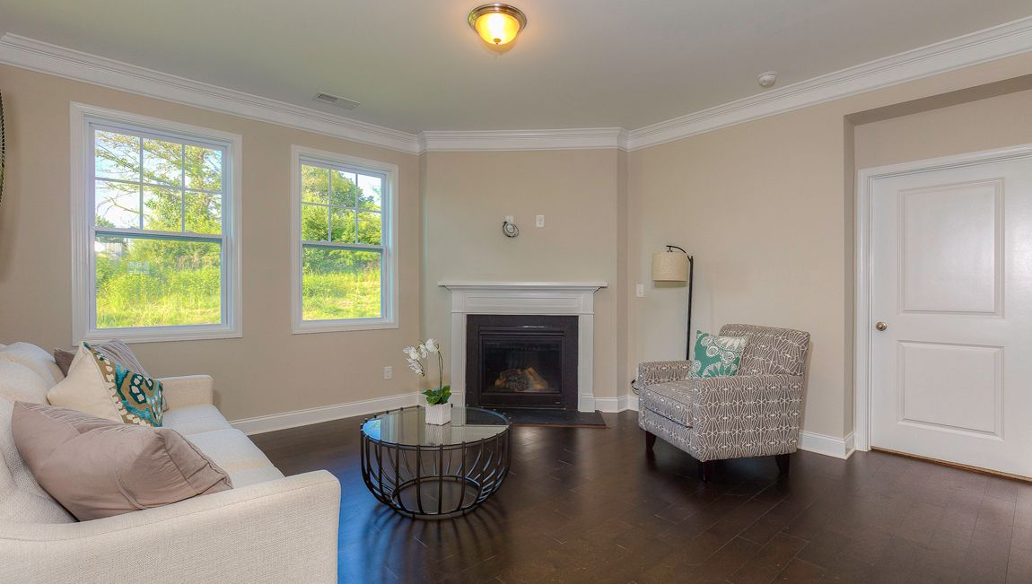 Living Area featured in the Arlington By D.R. Horton in Hickory, NC