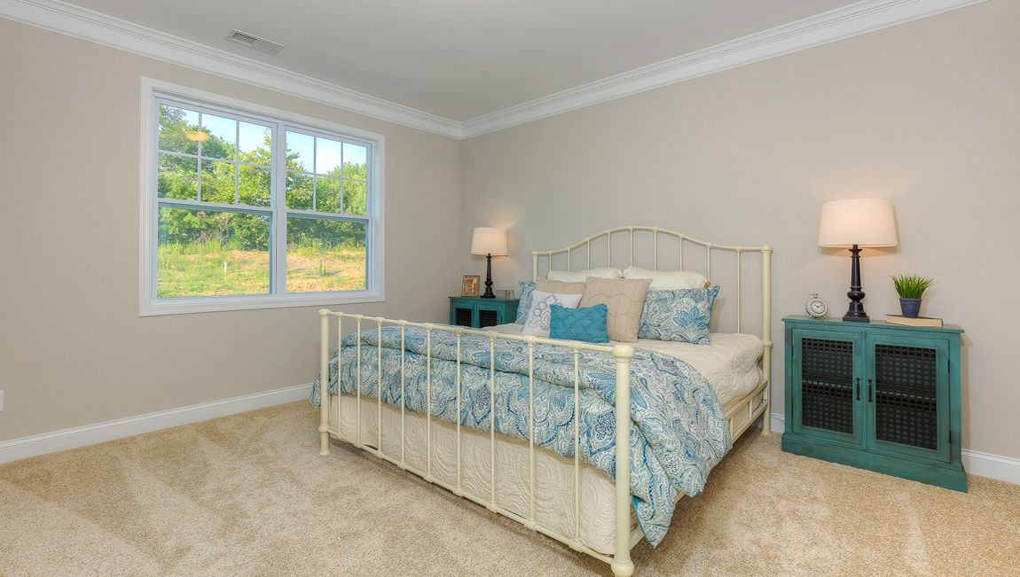 Bedroom featured in the Arlington By D.R. Horton in Hickory, NC
