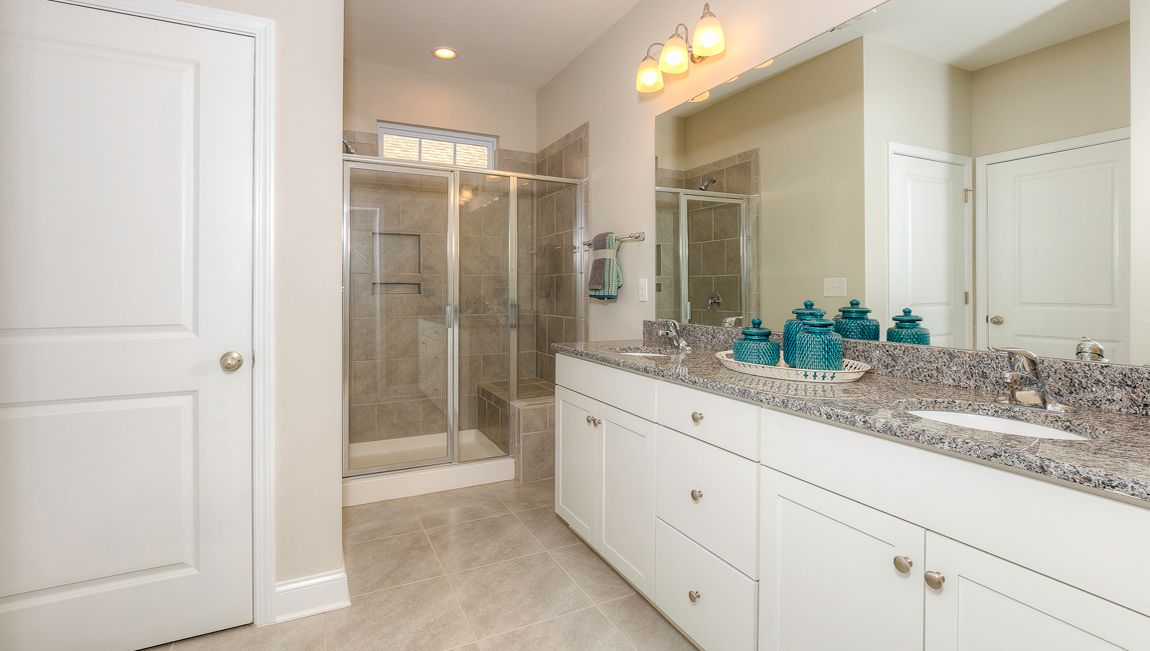 Bathroom featured in the Arlington By D.R. Horton in Hickory, NC