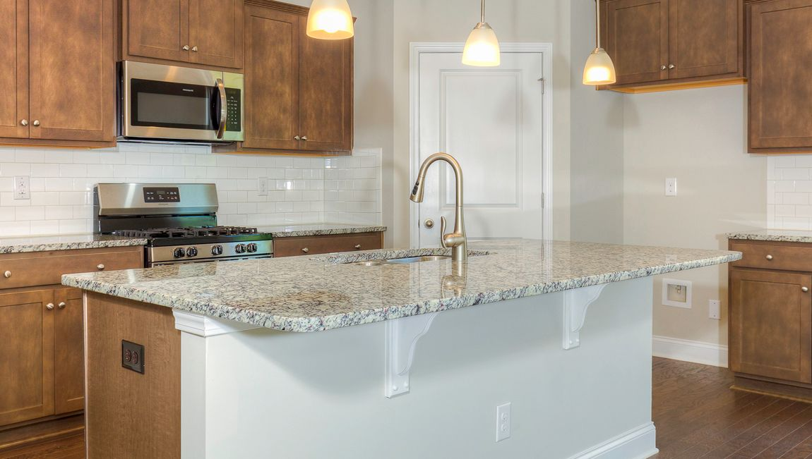 Kitchen featured in the Claiborne By D.R. Horton in Hickory, NC