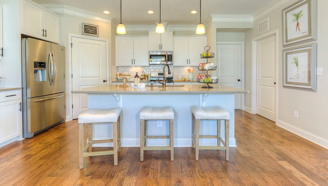 Kitchen featured in the Clifton By D.R. Horton in Hickory, NC