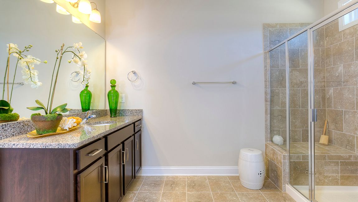 Bathroom featured in the Dover By D.R. Horton in Hickory, NC